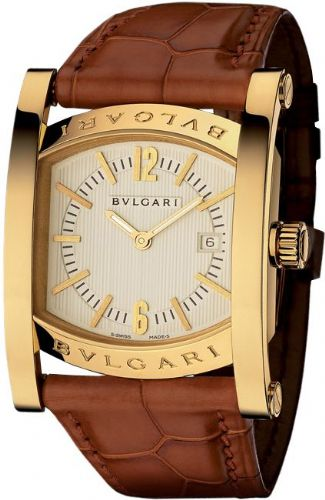 BVLGARI Assioma 18ct Gold Gents Watch AA39C13GLD